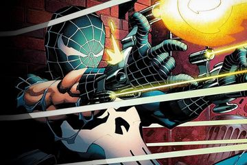 The Spider-Man Who Became PUNISHER Coming To Marvel