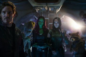 Avengers: Infinity War's Deleted Guardians Scene Released Online