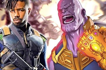 Michael B. Jordan Thinks Killmonger Can Beat Thanos