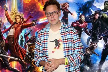 Disney's Decision On James Gunn Will Define The MCU
