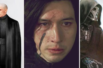 Star Wars: 20 Strange Details About Kylo Ren's Body