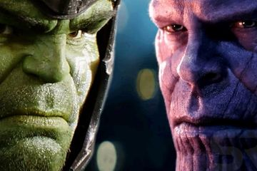 Infinity War Director Confirms Hulk is NOT Afraid of Thanos