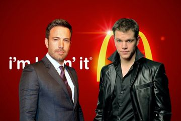 Ben Affleck & Matt Damon To Adapt McDonald's Monopoly Theft Story