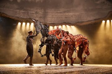 REVIEW: War Horse at New Victoria Theatre, Woking