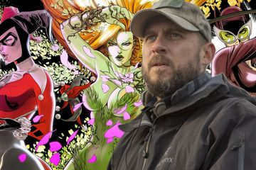Suicide Squad Director Meets With Gotham City Sirens Creator