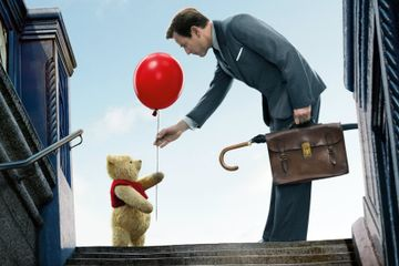 Christopher Robin Review: The Silly Old Bear is Charming as Ever