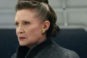 Star Wars 9 Will Also Use Unseen Leia Footage from The Last Jedi
