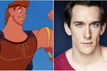 DREAM CASTING: Hercules the Musical!
