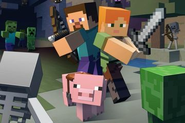 Minecraft Movie Delayed as Director Rob McElhenney Exits