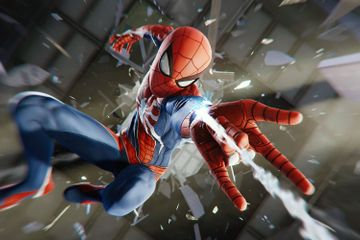 Spider-Man PS4's Difficulty Levels Reference Classic Comic Series