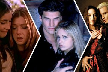 10 Couples That Hurt Buffy The Vampire Slayer (And 10 That Saved It)