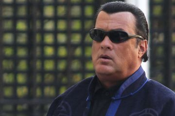 Russia Tasks Steven Seagal With Improving Cultural Ties With U.S.