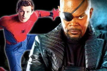 Samuel L. Jackson Spotted Near Spider-Man: Far from Home Set
