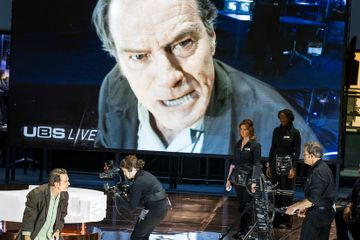 Stage Version of 'Network,' Starring Bryan Cranston, Sets Broadway Opening