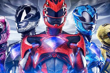 New Power Rangers Movie Is Officially Happening at Hasbro
