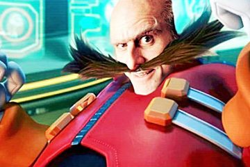 Jim Carrey's Dr. Robotnik Will Be Live-Action in Sonic the Hedgehog