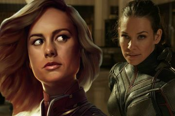 Evangeline Lilly Wants Captain Marvel to Lead the Female Avengers Movie