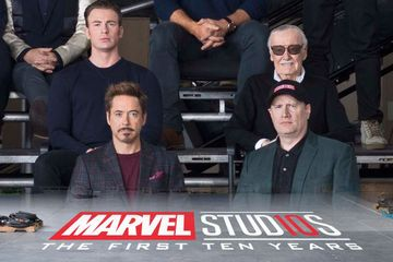 Marvel Studios 10th Anniversary Featurette Celebrates the Franchise