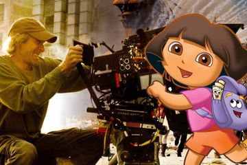 Michael Bay Not Involved With Dora The Explorer Movie