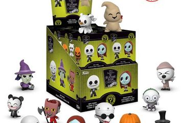 Nightmare Before Christmas 25th Anniversary Funko Collection Unveiled