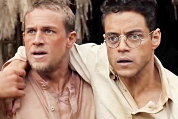 Papillon Review: Charlie Hunnam Impresses in Prison Drama Remake