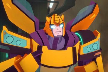 Transformers: Cyberverse Trailer Sends Bumblebee On An '80s-Inspired Adventure