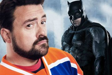 Kevin Smith Praises Ben Affleck's Batman Performance