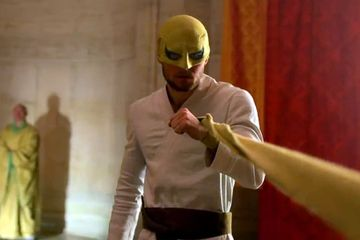 Charles Soule Hints at Key Daredevil Character's Appearance in Iron Fist S2