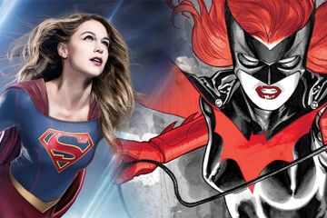 Supergirl's Melissa Benoist Is 'Excited to See Kara Interact With Batwoman'