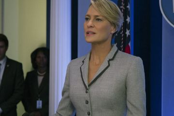 Robin Wright: House of Cards Was Nearly Canceled After Spacey Firing