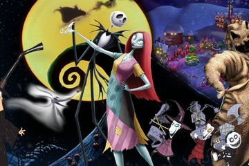 Nightmare Before Christmas Is Celebrating 25th Anniversary with a Live Show