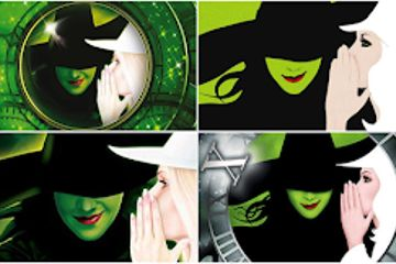 THEN AND NOW: Wicked the Musical
