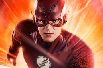 The Flash Teams Up With XS in New Season 5 Photo