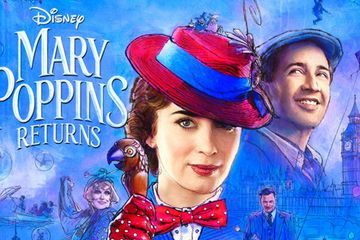 Mary Poppins Returns Trailer #2 Takes the Magical Nanny on a New Adventure