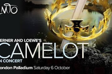 Casting announced for London Musical Theatre Orchestra concert version of Camelot at the London Palladium