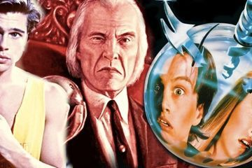 Brad Pitt Was Turned Down for Phantasm II and Quickly Forgotten