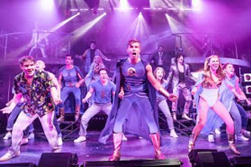 Eugenius! The Musical to transfer to the Ambassadors Theatre
