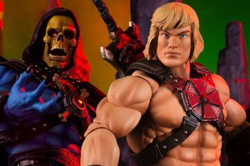 New Masters of the Universe Toy Line Launched By Mondo