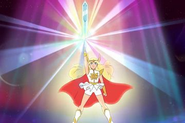 She-Ra Reboot Will Include Some Level of LGBTQ Representation