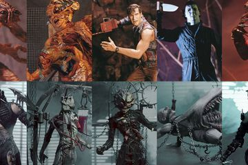McFarlane Toys Brings Back Movie Maniacs & Tortured Souls Horror Figures