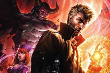 Constantine: City of Demons Review: A Gripping, Twisted Tale of the Occult