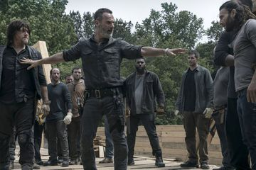 The Walking Dead Falls to Series-Low Ratings