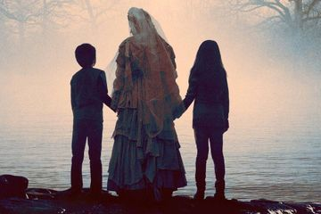 The Curse of La Llorona Poster Is Here to Steal Your Children