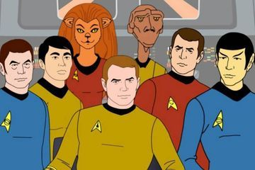 Star Trek Animated Comedy Series Being Written by Rick & Morty Scribe