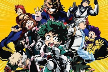 My Hero Academia Live-Action Movie Is Happening at Legendary