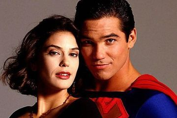 Dean Cain & Terri Hatcher Reveal Their Favorite Lois & Clark Scenes