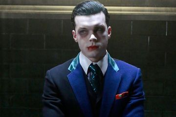 Gotham's Jeremiah Goes Full-On Joker in New Photo