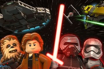 New LEGO Star Wars: All-Stars Animated Series to Span Every Era of Franchise