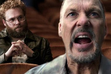 Seth Rogen & Michael Keaton Team for John McAfee Comedy King of the Jungle