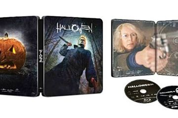 Halloween 4K Blu-Ray Release Date & Best Buy Steelbook Revealed